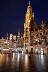 Neues Rathaus (mattrkeyworth) Tags: münchen munich rathaus sonya7riv sel24f14gm
