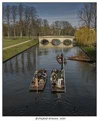 Busy day on the Cam (Roland Bogush) Tags: best cambridge sonyrx100mk7