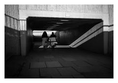 FILM - Underpass (fishyfish_arcade) Tags: 35mm analogphotography bw blackwhite blackandwhite canonsureshotmax delta400 filmphotography filmisnotdead istillshootfilm monochrome analogcamera compactcamera film ilford mono streetphotography underpass lightandshade