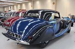 1938 Mercedes-Benz 540K (D70) Tags: 1938 mercedesbenz 540k germany 8cylinder supercharged 5401cc 5spdgearbox 2600kgs southwardcarmuseum paraparaumu newzealand