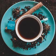 Hygge (mrsparr) Tags: square flatlay arrangement mug cozy textures activeassignmentweekly creativephotography indoorphotography spices tea bestofweek1