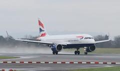 G-TTND British Airways Airbus A320-251N neo 2 (ahisgett) Tags: ringway manchester man airliner