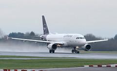 D-AILL Lufthansa Airbus A319-114 (ahisgett) Tags: ringway manchester man airliner