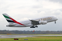 A6-EDJ Emirates Airbus A380-861 4 (ahisgett) Tags: ringway manchester man airliner