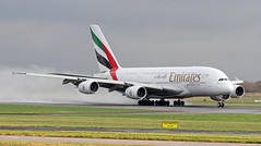 A6-EDJ Emirates Airbus A380-861 3 (ahisgett) Tags: ringway manchester man airliner