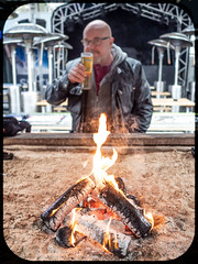 Fire. (CWhatPhotos) Tags: cwhatphotos flickr camera photographs photograph pics pictures pic picture image images foto fotos photography artistic that have which contain digital olympus four thirds penf 17mm prime newcastle upon tyne day out around about