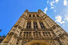 PoV - Up (M Malinov) Tags: london britain up england building architecture pov capital city westminster palace kingdom parliament