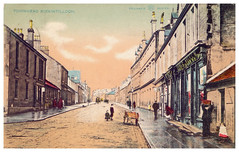Photo of Townhead, Kirkintilloch, 1904.