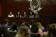 CRÉDITO - DA FOTO (ARES SOARES) - 1-16 (uniforcomunica) Tags: ii jornada de estudos sobre processos exclusão social palestra alunos auditorio universidade fortaleza