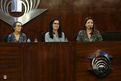CRÉDITO - DA FOTO (ARES SOARES) - 1-11 (uniforcomunica) Tags: ii jornada de estudos sobre processos exclusão social palestra alunos auditorio universidade fortaleza