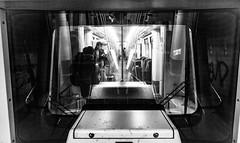 Underground (Peter M. Meijer) Tags: sonya7iii rotterdam holland bw n highiso