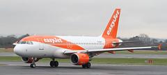 G-EZAF easyJet Airbus A319-111 2 (ahisgett) Tags: ringway manchester man airliner