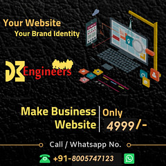 Mobile Friendly (Responsive) Website in just 4999- (dmengineer.seo) Tags: mobile friendly responsive website just 4999
