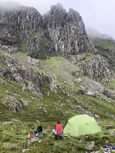 Wild Camping under Pillar Rock_Photo Jules L