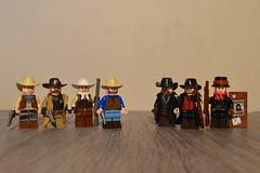 [Western] Lawmen & Outlaws (General Magma) Tags: western lego wild west legowildwest legowestern westernlego thewildwest legothewildwest deadwood thegoodthebadandtheugly clint eastwood legoclinteastwood legojohnwayne john wayne thehatefuleight djangounchained django gunfight legominifig legominifigure cowboy cowboys outlaws sheriff legocowboys legocowboy sherifflego red dead redemption legoreddeadredemption reddeadredemption reddeadredemptionlego johnmarston arthurmorgan marston arthur morgan horse horses legohorses cactus wildwestlego old cowboysandoutlaws outlaw legobandits legowesternminifigures