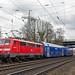 Oberhausen Osterfeld 111 067 bwegt NWB RE44