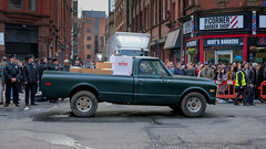 FXE30654-1 (Lawrence Holmes.) Tags: fuji xe3 xf27mm 27mm filmscene film movie chevrolet pickup thecrown northernquarter nq stevensonsq manchester uk lawrenceholmes