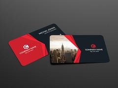 Business Card (xsbabu) Tags: business card design creative print ready professional personal identity minimal modern visiting trendy corporate