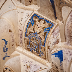 Alhambra detail (kong niffe) Tags: alhambra granada españa spain spania palace moorish moors muslim islam stucco stukkatur plaster patterns