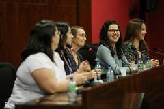CRÉDITO - DA FOTO (ARES SOARES) - 1-4 (uniforcomunica) Tags: ii jornada de estudos sobre processos exclusão social palestra alunos auditorio universidade fortaleza