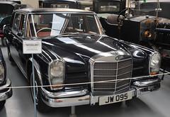 1965, Mercedes-Benz, 600, Limousine (D70) Tags: 1965 mercedesbenz 600 limousine germany v8 6329cc 250hp topspeed125mph southwardcarmuseum paraparaumu newzealand