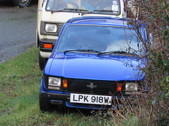Suzuki SC100 GX (Andrew 2.8i) Tags: classics classic wales kingdom united streetspotting cars car street spotting carspotting uk abandoned neglected rusty scrap city kei gx 100 sc sc100 suzuki