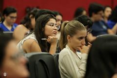 CRÉDITO - DA FOTO (ARES SOARES) - 1-15 (uniforcomunica) Tags: ii jornada de estudos sobre processos exclusão social palestra alunos auditorio universidade fortaleza