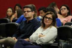 CRÉDITO - DA FOTO (ARES SOARES) - 1-8 (uniforcomunica) Tags: ii jornada de estudos sobre processos exclusão social palestra alunos auditorio universidade fortaleza