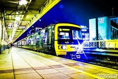 CardiffCentralRailStation2020.02.04-34 (Robert Mann MA Photography) Tags: cardiffcentralrailstation southglamorgan southwales train trains railway railways 2020 winter 4thfebruary2020 transportforwales tfwrail walesandborders class175 coradia class170 turbostar greatwesternrailway gwr class802 class800 iet intercityexpresstrain class166 networkerturboexpress class43 hst highspeedtrain crosscountrytrains nightscape nightscapes