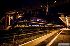 CardiffCentralRailStation2020.02.04-28 (Robert Mann MA Photography) Tags: cardiffcentralrailstation southglamorgan southwales train trains railway railways 2020 winter 4thfebruary2020 transportforwales tfwrail walesandborders class175 coradia class170 turbostar greatwesternrailway gwr class802 class800 iet intercityexpresstrain class166 networkerturboexpress class43 hst highspeedtrain crosscountrytrains nightscape nightscapes