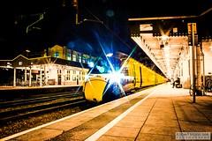 CardiffCentralRailStation2020.02.04-20 (Robert Mann MA Photography) Tags: cardiffcentralrailstation southglamorgan southwales train trains railway railways 2020 winter 4thfebruary2020 transportforwales tfwrail walesandborders class175 coradia class170 turbostar greatwesternrailway gwr class802 class800 iet intercityexpresstrain class166 networkerturboexpress class43 hst highspeedtrain crosscountrytrains nightscape nightscapes