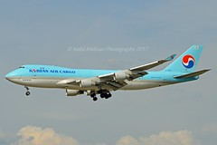 Korean Air Cargo HL7602 Boeing 747-4B5ERF cn/34301-1365 @ EDDF / FRA 01-04-2017 (Nabil Molinari Photography) Tags: korean air cargo hl7602 boeing 7474b5erf cn343011365 eddf fra 01042017