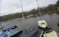 RudyardTest (Tony Tooth) Tags: nikon d600 sigma 1020mm f35 dxlens fxbody rudyard rudyardlake testshot dxonfx staffs staffordshire boats lake