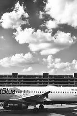 Traveling Around (Giancarlo Lalsingh) Tags: blackandwhite blackwhitephotography blackandwhitephoto monochrome bnw landscape landscapephotography landscapephoto skyscape aircraft airplane airlines airport flight flying aviation aviationphotography aviationphoto travel travelphotography travelphoto fineartphotography fineartphoto place places usa fortlauderdale sonyalpha sony beaches bealpha sonyalphaclub sonyworldclub flickr flickrphotographer gayphotographer photography photographer