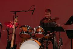 Head of School Celebration, Middle School Rock Band (The New School AR) Tags: headofschoolcelebration middleschoolrockband indecisives arts community music