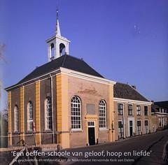 Een oeffen-schoole van geloof, hoop en liefde (Barry van Baalen) Tags: gorinchem gorcum gorkum boek boekje book dalem restauratie