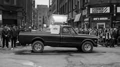 FXE30654-1-2 (Lawrence Holmes.) Tags: chevrolet pickup thecrown northernquarter nq stevensonsq manchester uk lawrenceholmes