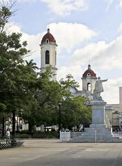 A1470CIENFb (preacher43) Tags: cienfuegos cuba josé martí park plaza armas our lady immaculate conception cathedral
