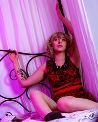 Casual Boudoir 20-01-2020-4518-Modifier (Kitsune Photography & Cosplay) Tags: 1750mm boudoir casual cosplay d7200 dress france lingerie lingerienoire nikon nikond7200 reims sexy shootindoor tenuedesoirée