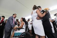 140220 Alcalde Jorge Muñoz en ceremonia de matrimonio comnitario en el Circuito Mágico de Las Aguas 025 (FOTOGRAFIA MML) Tags: valentin amor matrimonio alcalde torta