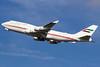 A6-HRM / Dubai Air Wing / Boeing 747-422