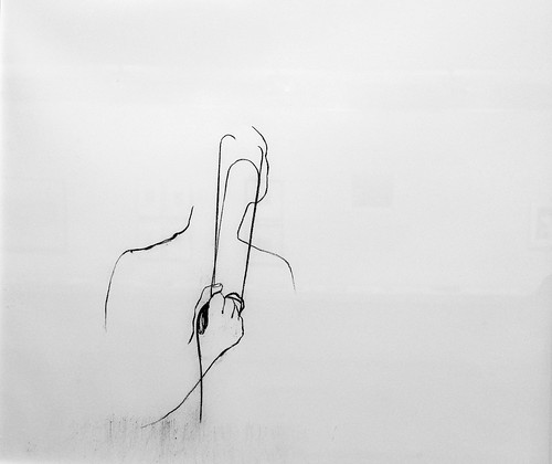 """Untitled from the """"PLI"""" series (2006) - Cecília Costa (1971)"""