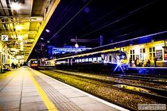 CardiffCentralRailStation2020.02.04-41 (Robert Mann MA Photography) Tags: cardiffcentralrailstation southglamorgan southwales train trains railway railways 2020 winter 4thfebruary2020 transportforwales tfwrail walesandborders class175 coradia class170 turbostar greatwesternrailway gwr class802 class800 iet intercityexpresstrain class166 networkerturboexpress class43 hst highspeedtrain crosscountrytrains nightscape nightscapes