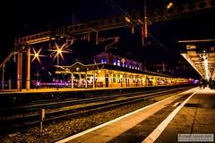 CardiffCentralRailStation2020.02.04-29 (Robert Mann MA Photography) Tags: cardiffcentralrailstation southglamorgan southwales train trains railway railways 2020 winter 4thfebruary2020 transportforwales tfwrail walesandborders class175 coradia class170 turbostar greatwesternrailway gwr class802 class800 iet intercityexpresstrain class166 networkerturboexpress class43 hst highspeedtrain crosscountrytrains nightscape nightscapes