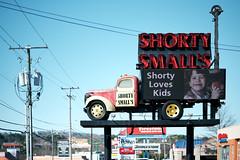 Kids, Stay Away From Shorty. (Dysfunctional Photographer) Tags: strangerdanger truck sign billboard urban littlerock arkansas 2020 usa nikon z7 nef raw captureone south southern