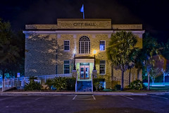 City of Avon Park, City Hall building, 110 E Main Street, Avon Park, Florida, USA / Built: 1928-1934 / Addition & Renovations: 1992-2014-15 / Original Architects: W.J. Heim, John McMichael / Restoration Architect: Terry A. Hunter /  Floors: 2 + Basement (Photographer South Florida) Tags: cityofavonparkcityhallbuilding 110emainstreet avonpark florida usa contructed19281934 additionrenovations1992 wjheim johnmcmichael terryahunter floors2basement highlandscounty historical city cityscape urban downtown centralflorida centralbusinessdistrict building architecture commercialproperty cosmopolitan metro metropolitan metropolis sunshinestate realestate commercialoffice lakeverona historicalflorida oldflorida jacarandahotel streetphotography gazebo