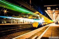 CardiffCentralRailStation2020.02.04-22 (Robert Mann MA Photography) Tags: cardiffcentralrailstation southglamorgan southwales train trains railway railways 2020 winter 4thfebruary2020 transportforwales tfwrail walesandborders class175 coradia class170 turbostar greatwesternrailway gwr class802 class800 iet intercityexpresstrain class166 networkerturboexpress class43 hst highspeedtrain crosscountrytrains nightscape nightscapes