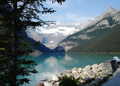 Lake Louise, Alberta, Canada (Ben Tuinman) Tags: alberta canada lakelouise landscapes glaciers mountains rockies rockymountains summer travel sightseeing vacation