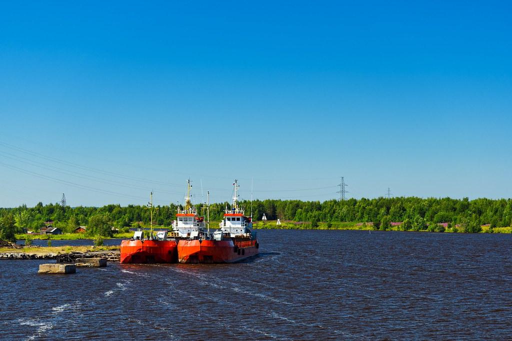 фото: White Sea–Baltic Canal 38