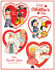 Happy Valentine's Day From Paperdoll Review (2020) (JillyBeanSSF) Tags: paperdoll